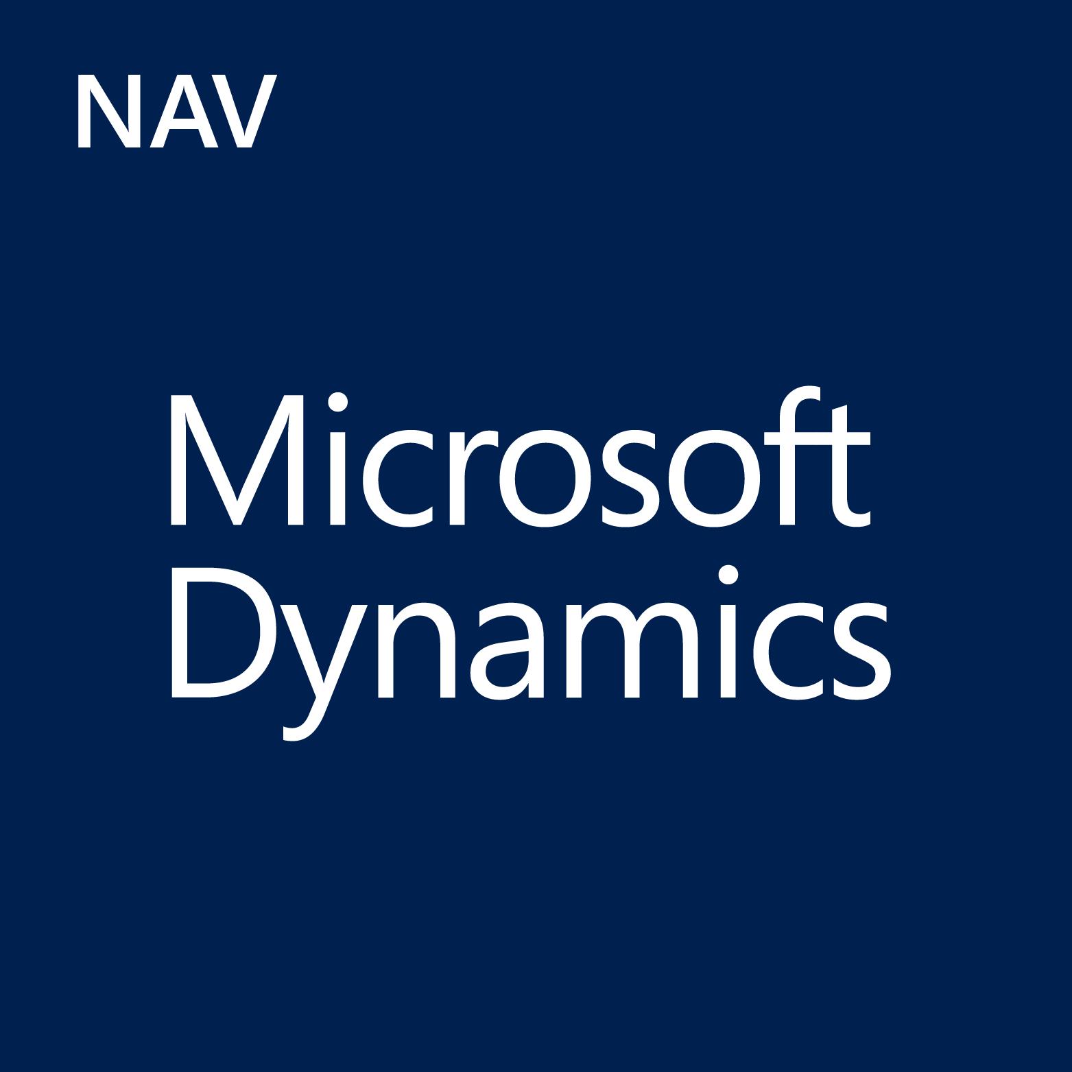 Microsoft Dynamics NAV